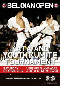 Résultats Open de Belgique IKO & Youth Kumité Tournament