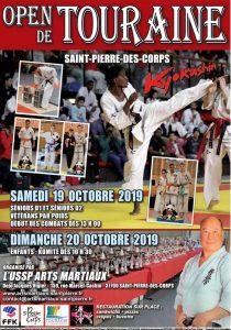 Open de Touraine Kyokushin Saint Pierre des Corps 2019